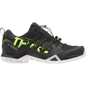 adidas TERREX Swift R2 Schoenen Heren, core black/core black/signal green